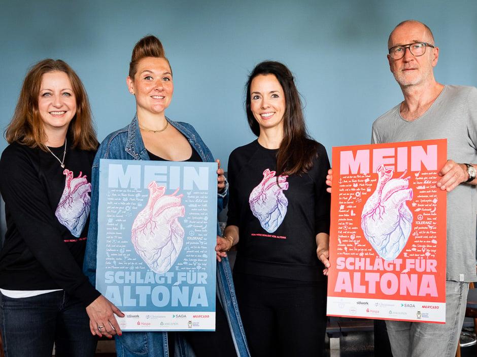 Mein Herz schlägt für Altona KFO Altona